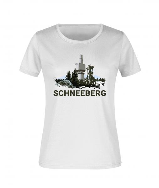 """Damen T-Shirt """"Schneeberg"""""""