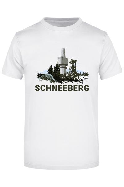 """T-Shirt """"Schneeberg"""""""