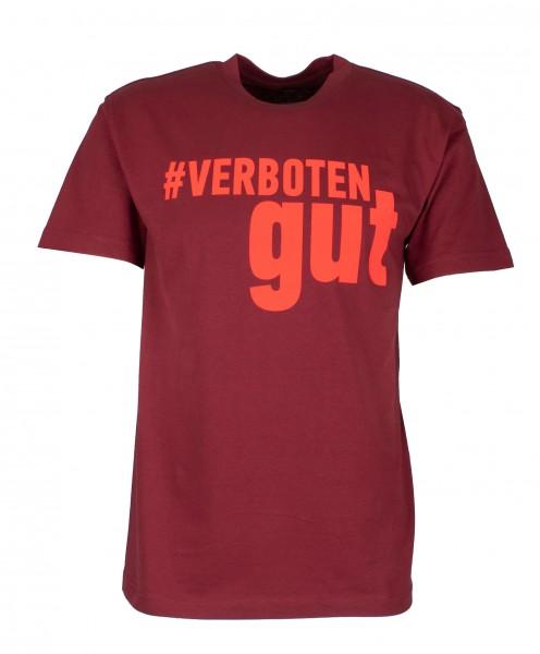 """T-Shirt """"Verboten Gut"""""""