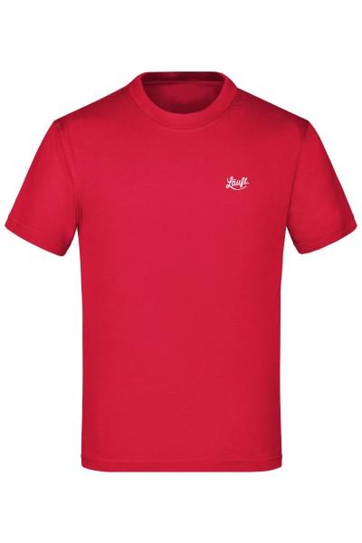 """Junior T-Shirt """"Läuft Dezent"""""""